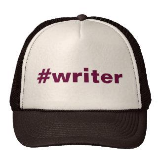 #writer (gorra)