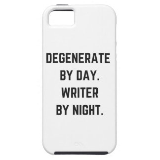 Writer Humor Illustration Night Collection Design iPhone SE/5/5s Case