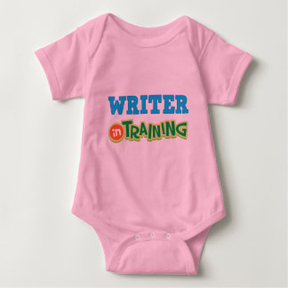 Writer In Training (Future) Baby Bodysuit