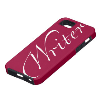 Writer iPhone SE/5/5s Case