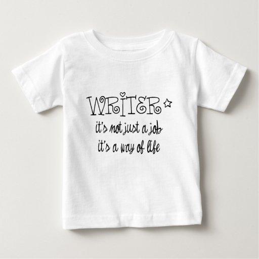 Writer: It's A Way of Life T Shirt