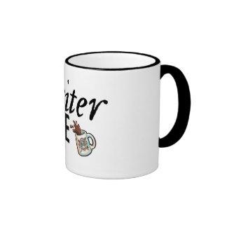 Writer Juice Ringer Coffee Mug