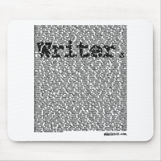 """Writer."" Mouse Pad"