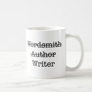 Writer Coffee Mugs