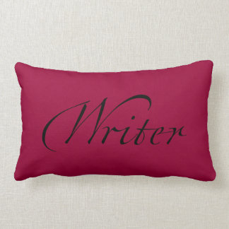 Writer Pillows