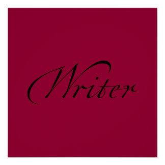 Writer Posters