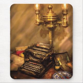 Writer - Remington Typewriter Mouse Pad