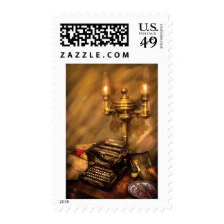 Writer - Remington Typewriter Postage