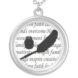 Writer s Necklace