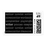 Writer Stamp