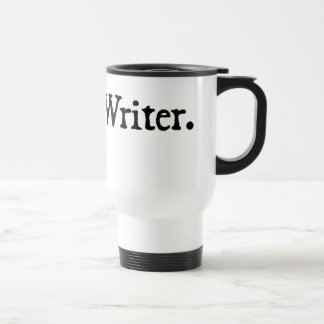 Writer. Travel Mug