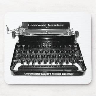 Writer Typewriter Mousepad - Customized