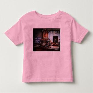 Writer - Typewriter - The aspiring writer Toddler T-shirt
