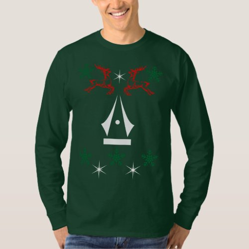 Writer Ugly Christmas Sweater Xmas After Christmas Sales 3380