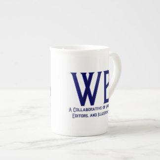 Writers Bloc Bone China Mug