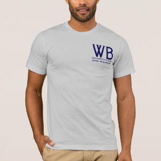 Writers Bloc Men's Tee Shirt