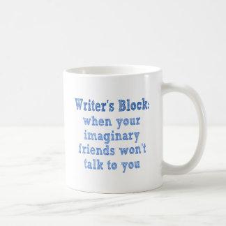 Writers Block: Coffee Mug