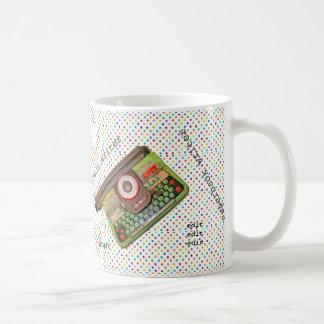 Writers Block Coffee Mug