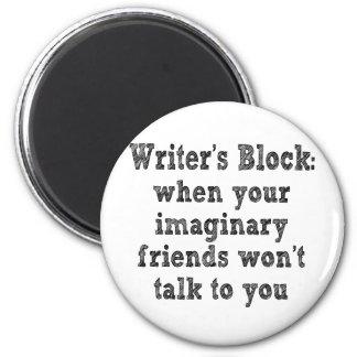 Writers Block: Magnet