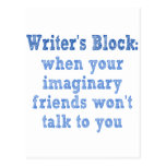 Writers Block: Post Cards