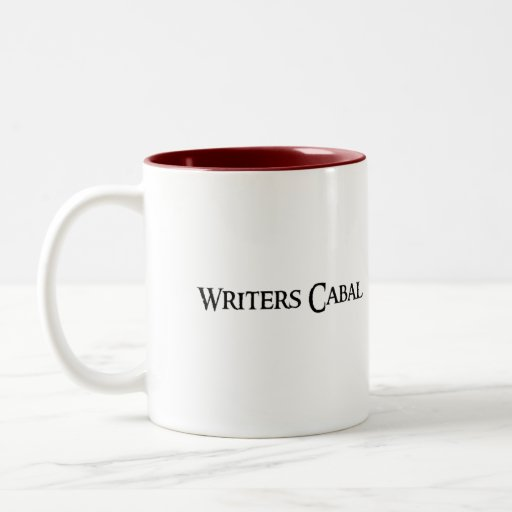 Writers Cabal Mug WC
