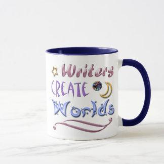 Writers Create Worlds Mug