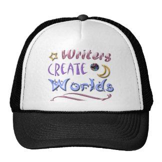 Writers Create Worlds Trucker Hat