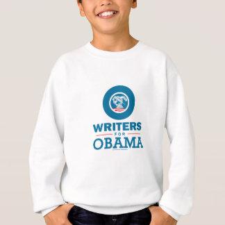 Writers for Obama Sweatshirt