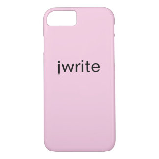 Writers Funny Writing iPhone Case Your Color,Style