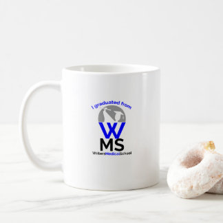 Writers Medical School Celebration Mug