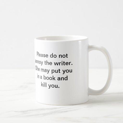 Writer's Mug (She)