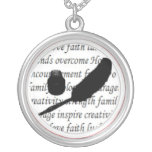 Writer's Necklace