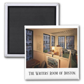 Writers' Room of Boston magnet