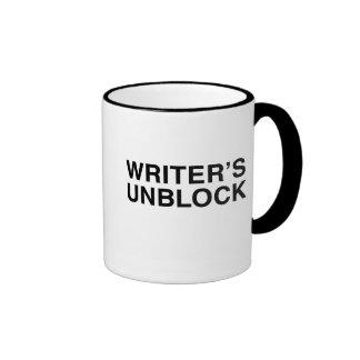 Writer's Unblock Mug