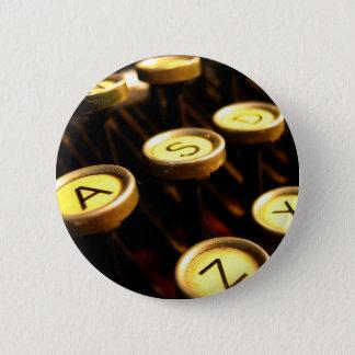 Writer's Way Pinback Button