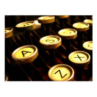 Writer's Way Postcard