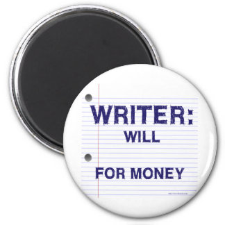 Writers Will for Money Magnet