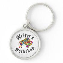 Writer's Workshop Keychain