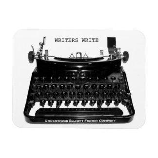 Writers Write Writer Author Novelist Magnet