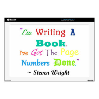 Writers Writers Everywhere Decals For Laptops