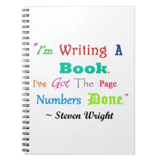 Writers Writers Everywhere V.2 Notebook
