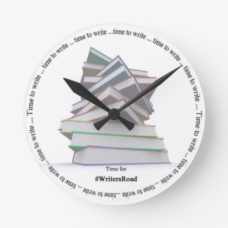 #WritersRoad Clock