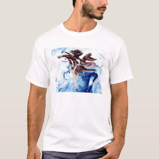 Writing brush letter art dragon Dragon T shirt