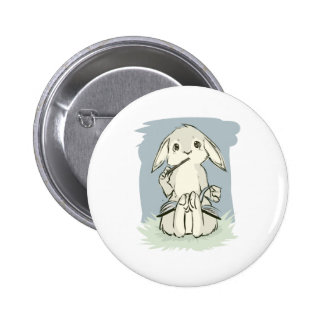 Writing Bunny Buttons