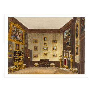 Writing Closet, Hampton Court del rey, del 'Th Tarjetas Postales