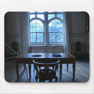 Writing Desk at Sudbury Hall Mouse Pad