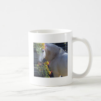 Writing Horses Coffee Mug