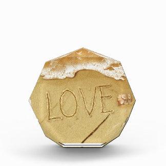 Writing Love In The Sand Award