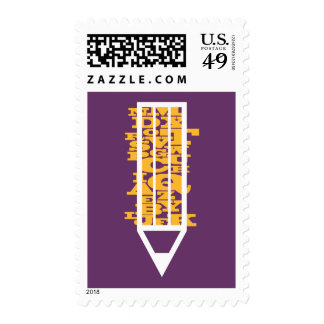 Writing Pencil Postage