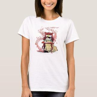 Writing Queen T-Shirt